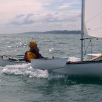 Ian Sailing Astrid
