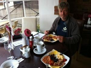 Scarborough Breakfast