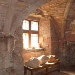 Interior at Arbroath Abbey