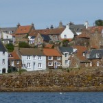 Leaving Crail
